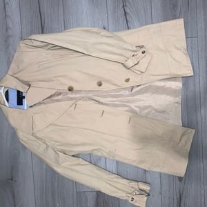 Spring/fall jacket-coat